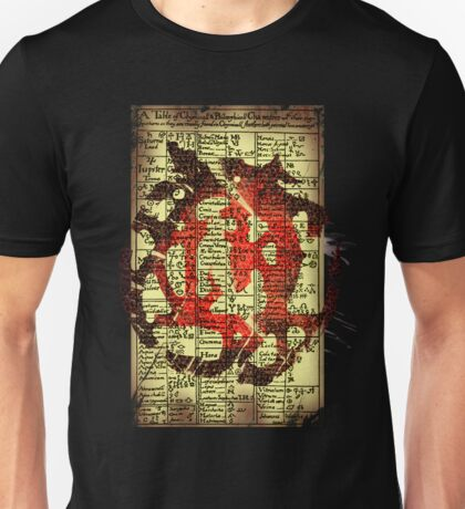 Alchemical Transmutation Circle Unisex T-Shirt