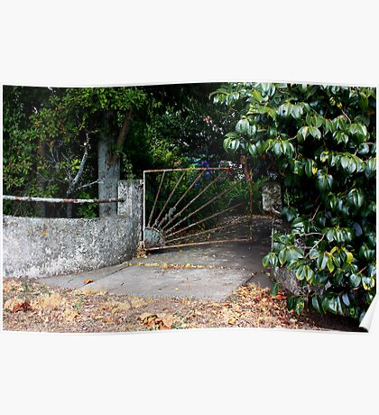 Forgotten gate Poster
