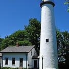 Pte Aux Barques Lighthouse by gharris