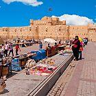 Fort Qaitbay2 Alexandria by bulljup