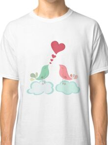 Love bird couple  Classic T-Shirt