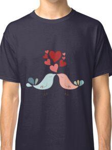 Bird lovers Classic T-Shirt
