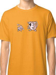 Rattata evolution  Classic T-Shirt