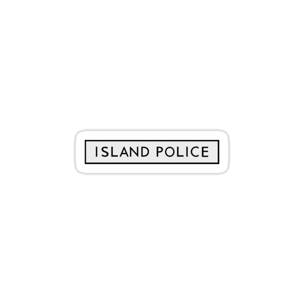 Island Police (moonrise kingdom) by Steve Hryniuk
