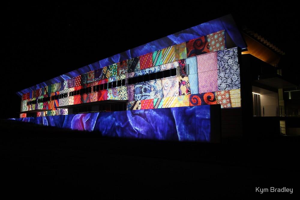 Canberra Enlighten  2013  NO 3 by Kym Bradley