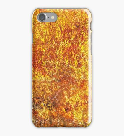 Gold Leaf Wallpaper iPhone iPod Case iPhone Case/Skin