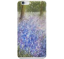 Bluebell Woods iPhone Case/Skin