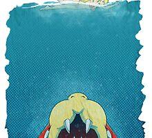 Bowser/Jaws by David-Jumel