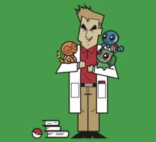 The Professor and His Starters Kids Clothes