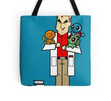 The Professor and His Starters Tote Bag