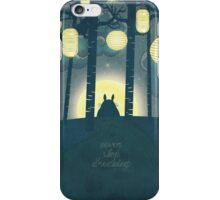 Totoro ' s Dream iPhone Case/Skin