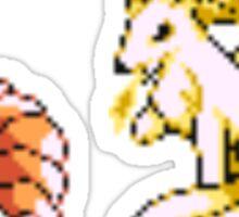 Vulpix evolution  Sticker