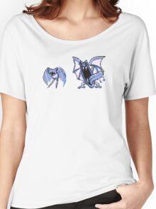 Zubat evolution  Women's Relaxed Fit T-Shirt