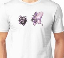 Venonat evolution  Unisex T-Shirt