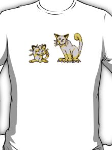 Meowth evolution  T-Shirt