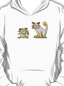 Meowth evolution  T-Shirt