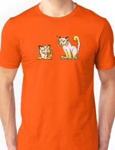 Meowth evolution  Unisex T-Shirt