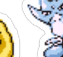 Psyduck evolution  Sticker
