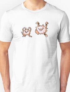 Mankey evolution  T-Shirt