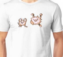 Mankey evolution  Unisex T-Shirt