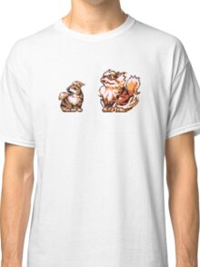 Growlithe evolution  Classic T-Shirt