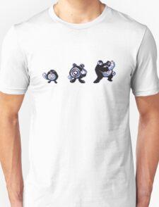 Poliwag evolution  T-Shirt