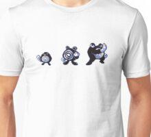 Poliwag evolution  Unisex T-Shirt