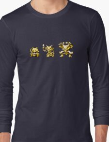 Abra evolutions Long Sleeve T-Shirt