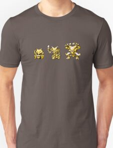 Abra evolutions T-Shirt