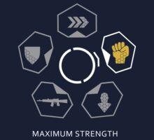 CRYSIS 3 - MAXIMUM STRENGTH Kids Tee