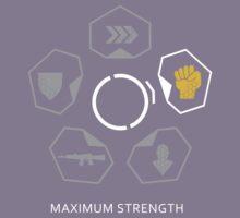 CRYSIS 3 - MAXIMUM STRENGTH Kids Clothes