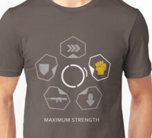 CRYSIS 3 - MAXIMUM STRENGTH Unisex T-Shirt