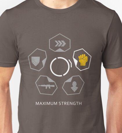 CRYSIS 3 - MAXIMUM STRENGTH Unisex T-Shirt