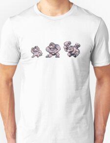 Machop evolution  T-Shirt