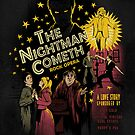 The Nightman Cometh - Print Version by MeganLara