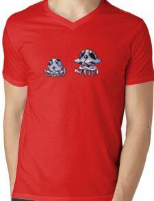 Tentacool evolution  Mens V-Neck T-Shirt