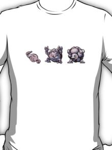 Geodude evolution  T-Shirt