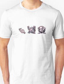 Geodude evolution  T-Shirt