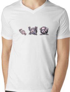 Geodude evolution  Mens V-Neck T-Shirt