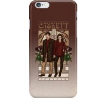 Caskett iPhone Case/Skin