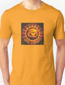 Open all Night Unisex T-Shirt