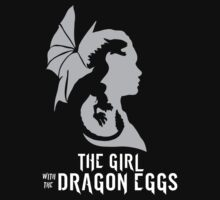 The Girl with the Dragon Eggs by kentcribbs