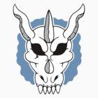 Dragon Skull Design by HappyKittyShop