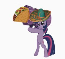 Twilight Sparkle Taco Launcher by DarthAjFox
