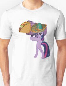 Twilight Sparkle Taco Launcher Unisex T-Shirt