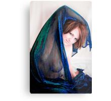 Nicole Sheer Metal Print