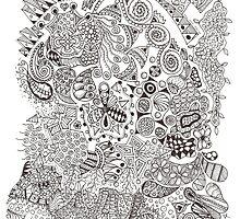 Tasman Doodle by Picatso