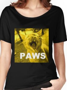 PAWS Women's Relaxed Fit T-Shirt
