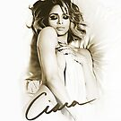 Ciara 'Body Party' iDevice Case Design (Sepia) by Creat1ve