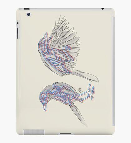 Western Scrub Jays iPad Case/Skin